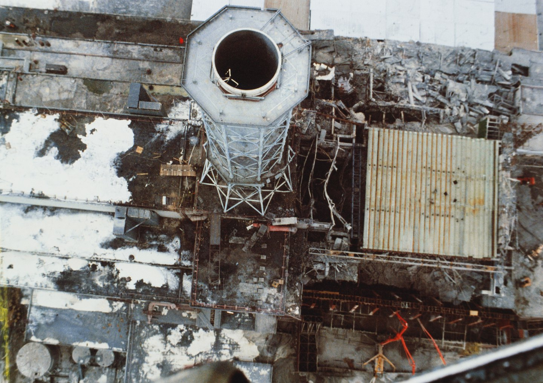 Почему в чернобыле взорвался реактор