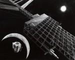 Концепт-арт солнечного спутника. NASA, 1976