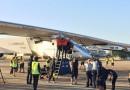 Самолет Solar Impulse достиг Европы, обозначив путь в будущее транспорта