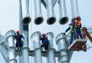 Уникальные эстетические опоры МОЭСК – символические ворота в Новую Москву