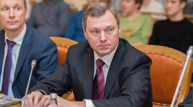 Олег Бударгин ПАО Россети