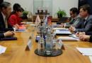 Александр Новак встретился с заместителем Министра экономики, торговли и промышленности Японии Хирофуми Катасэ