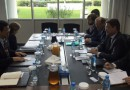 Александр Новак встретился с Генеральным секретарем МЭФ Сунь Сяньшэном
