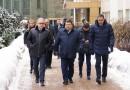 Глава ФСК ЕЭС Андрей Муров посетил с рабочим визитом московский «Электрозавод»