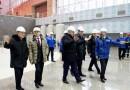 Глава РусГидро Николай Шульгинов посетил Саяно-Шушенскую ГЭС