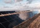 Бурибаевская солнечная электростанция вышла на проектную мощность