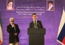 Александр Новак принял участие в торжественной церемонии открытия строительной площадки ТЭС «Сирик» в Иране