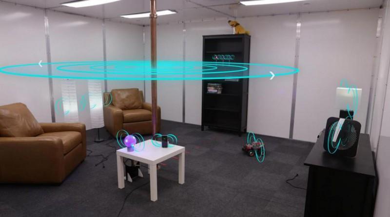 Создана технология беспроводной передачи энергии, способная охватить объем целого помещения