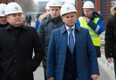 Андрей Черезов принял участие в выездных мероприятиях Правительства Российской Федерации по подготовке Калининградской области к проведению Чемпионата мира по футболу 2018 года