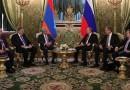 Александр Новак принял участие в российско-армянских переговорах на высшем уровне