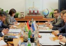 Александр Новак провел встречу с Министром энергетики Боливии Рафаэлем Аларконом