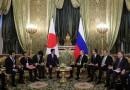 Александр Новак принял участие в переговорах Президента России Владимира Путина с Премьер-министром Японии Синдзо Абэ