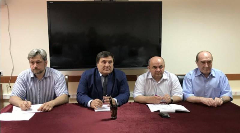 Совещание в Минпромэнерго Дагестана