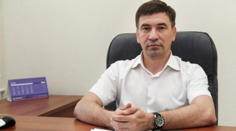 Начальник отдела энерготрейдинга ТГК-16 Булат Гиниятуллин