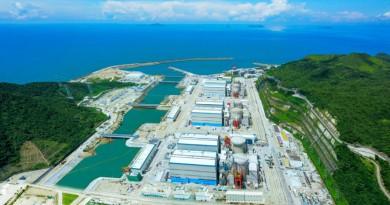 Атомный энергоблок Янцзян-5 введен в коммерческую эксплуатацию