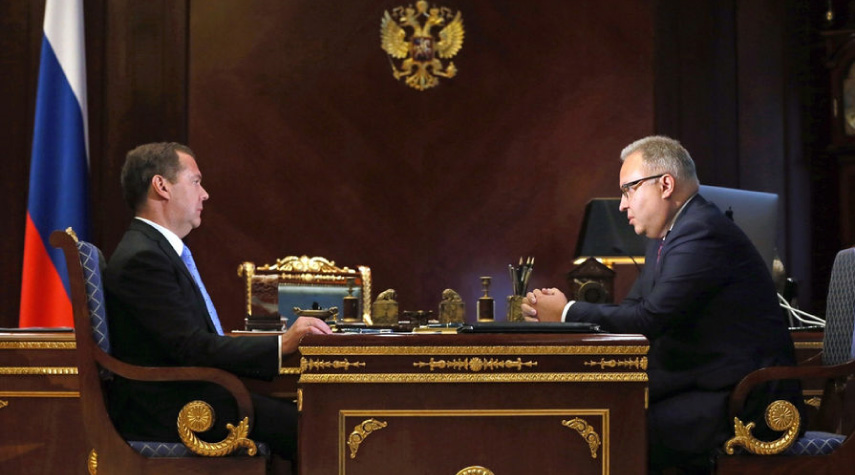 Муров и Медведев