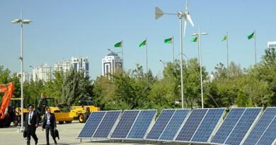 В Ашхабаде открылся международный форум в области электроэнергетики