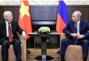 В Сочи Россия и Вьетнам договорились о строительстве электростанций на газе
