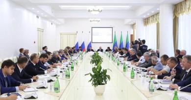 В Дагестане прошло заседание Правкомиссии по обеспечению безопасности электроснабжения