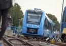 В ФРГ появились первые в мире пассажирские поезда на водородном топливе