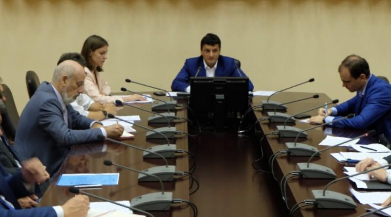 Состоялось заседание рабочей группы по рассмотрению вопросов сотрудничества с государствами -участниками БРИКС
