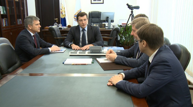 Перспективы развития электроэнергетики в регионе обсудили в Нижегородском Кремле