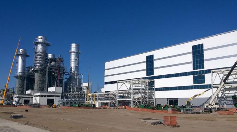 Туркменистан Марыйская ГЭС