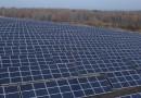 Во Львовской области открыли крупнейшую в Западной Украине солнечную электростанцию