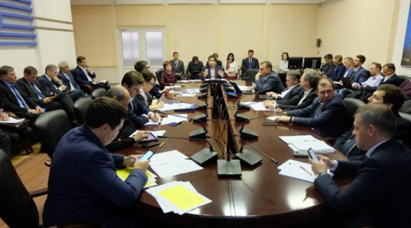 Евгений Грабчак провел совещание
