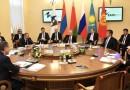 """Александр Новак: """"Формирование общих рынков газа, нефти, нефтепродуктов и электроэнергии остается одной из ключевых задач для стран ЕАЭС"""""""