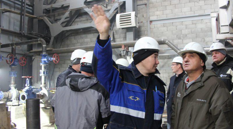 Завершается подготовка персонала ЯГРЭС к вводу новой пиковой котельной