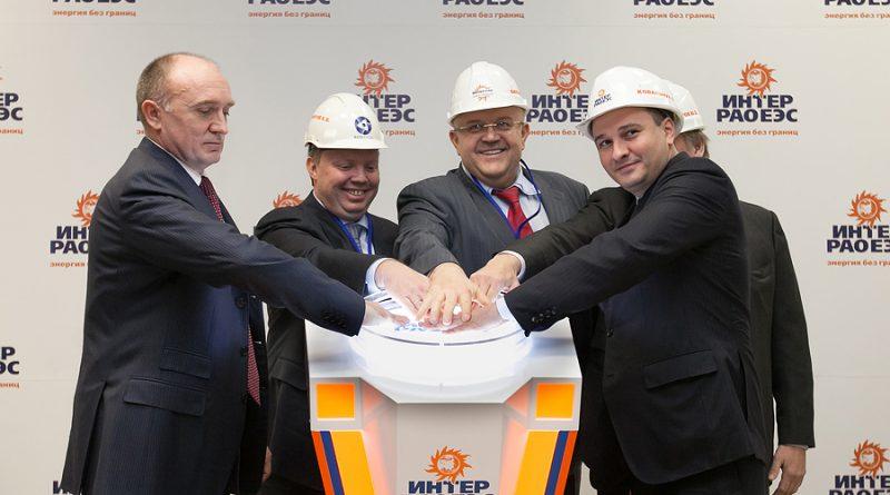 Чистая прибыль энергетическая компании «Интер РАО» в минувшем году увеличилась почти на 21%