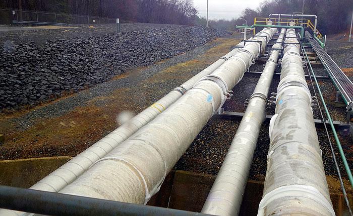 """Глава """"Газпрома"""" и президент Сербии обсудили экспорт российского газа"""