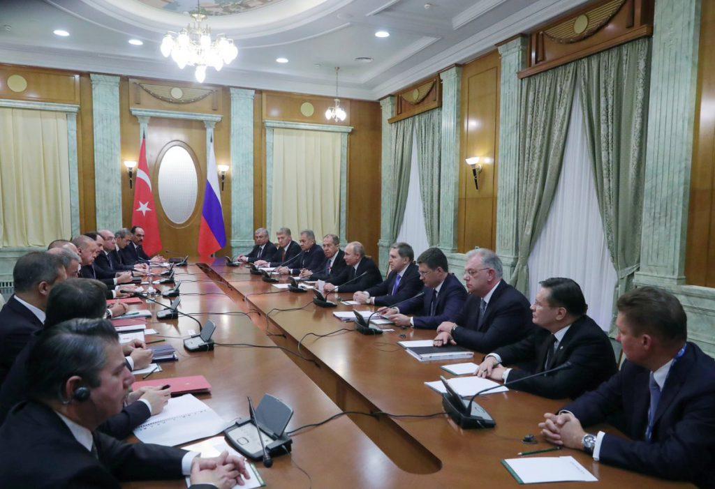 Александр Новак: «Между Россией и Турцией ведется планомерная работа по расширению направлений взаимодействия»