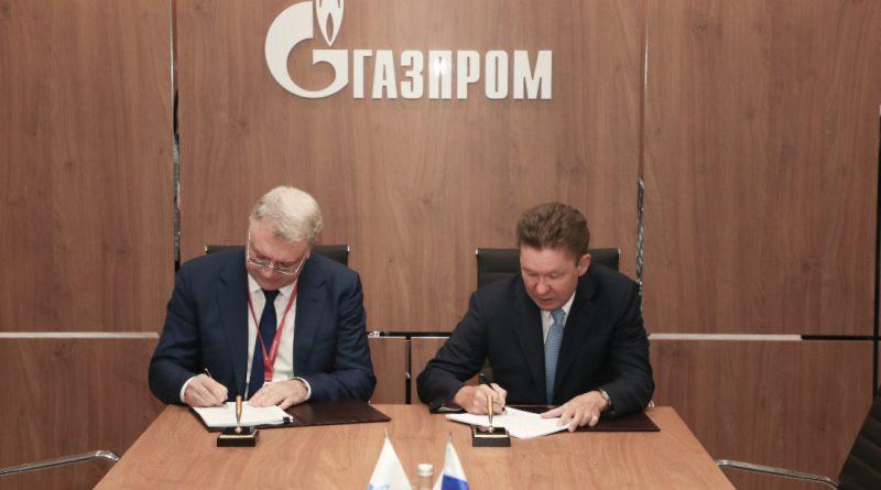 «Газпром» подписал договор с «Алмаз — Антей» на поставку оборудования для систем подводной добычи углеводородов