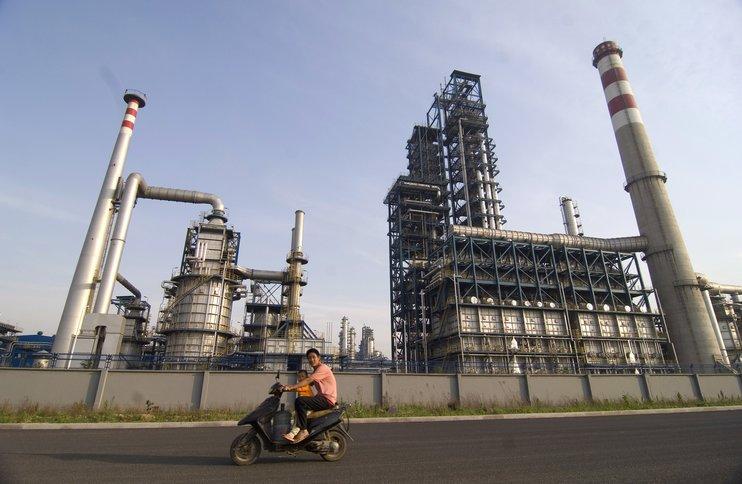 Saudi Aramco инвестирует в строительство НПЗ и нефтехимического комплекса в Китае