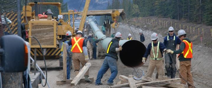 Канадским энергорегулятором вновь одобрено расширение нефтепровода «Trans Mountain»