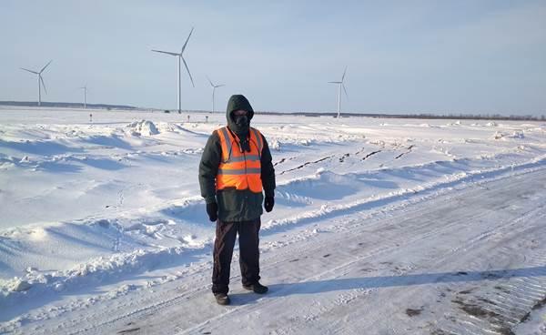 Руководство Пермского края присвоило проекту ветропарка УК «Ветроэнергетика» статус приоритетного инвестиционного проекта