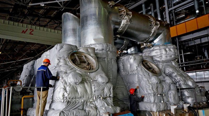 Термочехлы повышают энергоэффективность производства