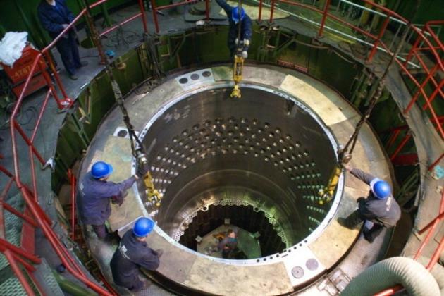 Проблема с безопасностью обнаружена в реакторе финской АЭС Olkiluoto-3