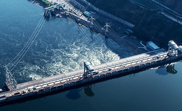 Росводресурсы установили новые режимы работы Волжской ГЭС