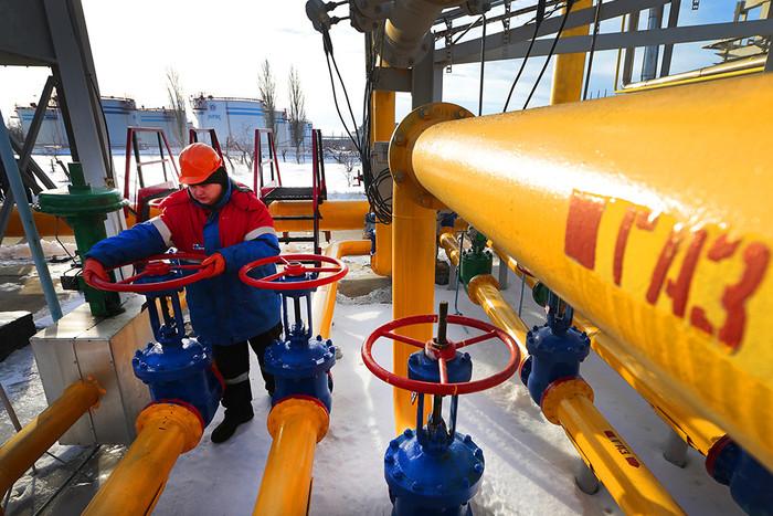 Объемы газа в украинских газохранилищах снизились до 9,8 млрд кубометров