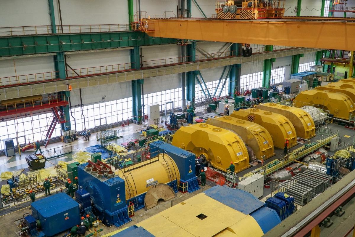 Практика Калининской АЭС в области модернизации турбины будет распространена на другие АЭС России