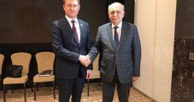 Александр Новак: «Нефтегазовый сектор остается ключевым во взаимодействии России и Ирака»