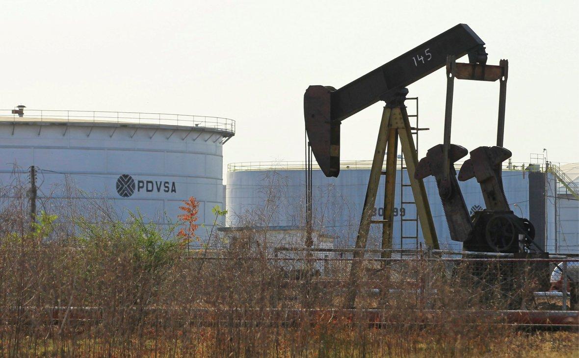 PDVSA срочно восстанавливает энергоснабжение на нефтяном терминале Хосе