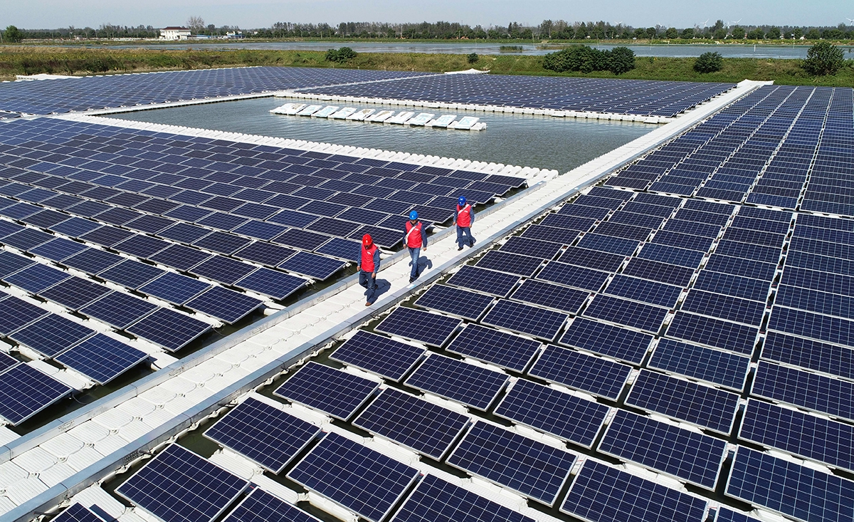 В Таиланде построят самый большой парк солнечных электростанций на воде