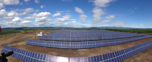 В этом году в Якутии заработают три новые солнечные электростанции