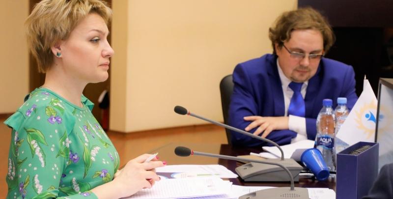 Анастасия Бондаренко: «Необходимо дать профессиональному сообществу правильные и актуальные сигналы, чтобы мы вместе решали стратегические задачи»