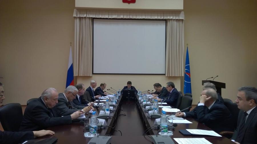 Ход создания ГИС ТЭК обсудили в Государственной Думе