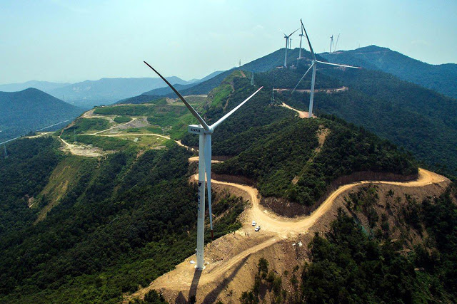 Возобновляемая энергетика: развитие за счет Китая Подробнее: https://www.vestifinance.ru/articles/108485
